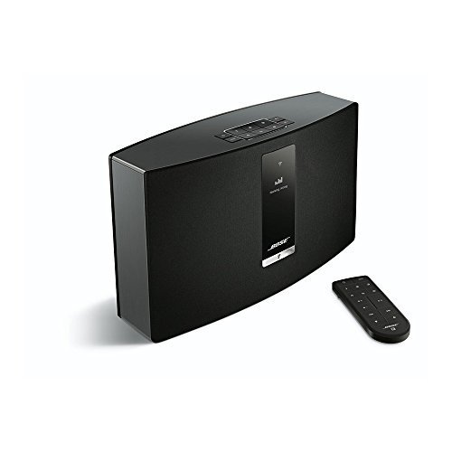 P#【中古】Bose SoundTouch 20 series II Wi-Fi music system : ワイヤレスミュージックシステム AirPlay対応 ブラック SoundTouch…