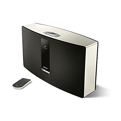 P#【中古】Bose SoundTouch 30 Series II Wi-Fi music system : ワイヤレスミュージックシステム AirPlay対応 ホワイト SoundTouch…