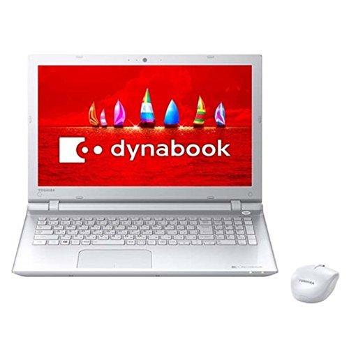 N#【中古】T45/VY PT45VWY-SJA リュクスホワイト dynabook(量販店モデル)