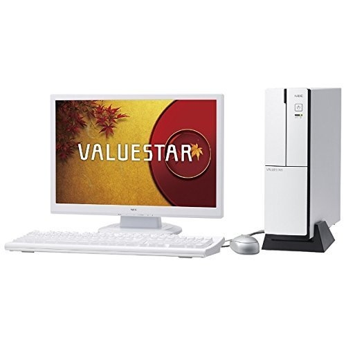N#【中古】NEC デスクトップパソコン VALUESTAR L VL150/TSW(Office Person