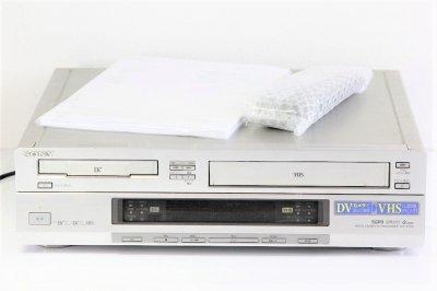 SONY WV-D700 DV/VHS ビデオデッキ【中古品】