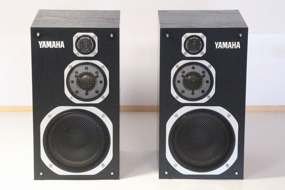ヤマハ NS-1000MM スピーカーシステム (2台1組) ブラック【中古品】