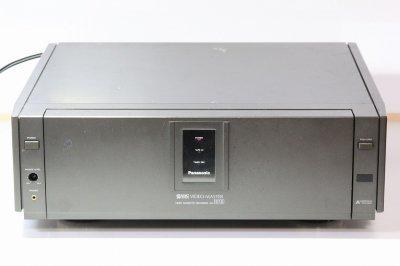Panasonic AG-3810 業務(民生)用 S-VHSビデオデッキ 【中古品】