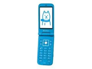 シャープ SoftBank 001SH ブルー 携帯電話 白ロム【!中古品!】