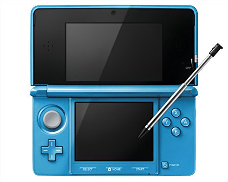 ニンテンドー3DS ライトブルー【!中古品!】