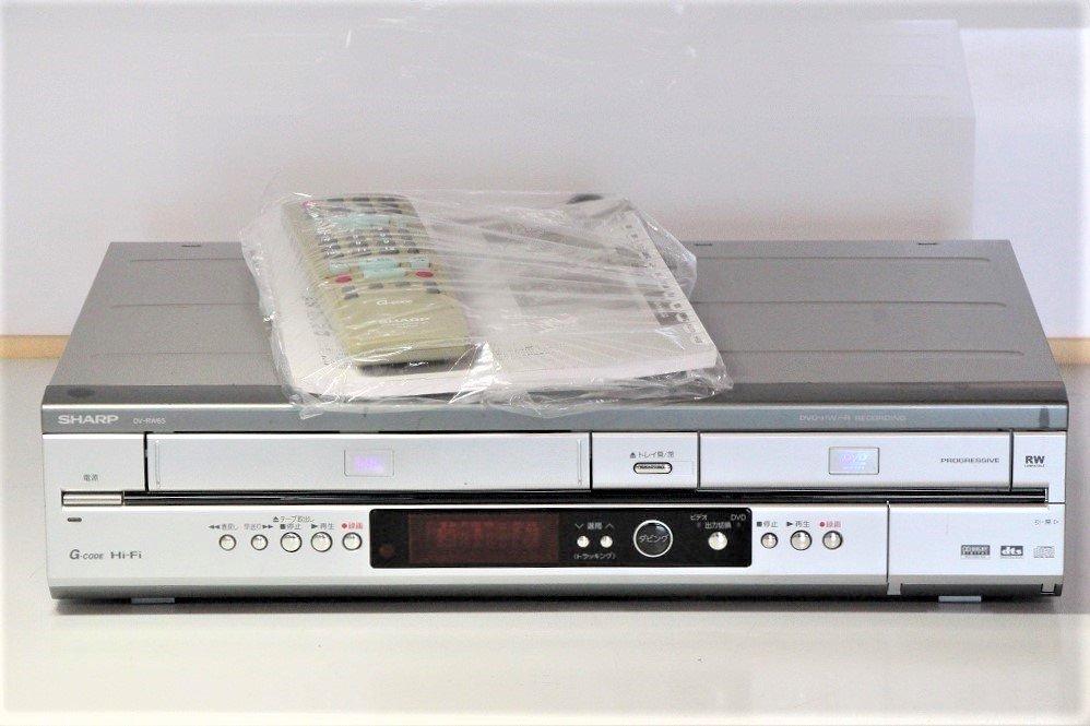 シャープ ビデオ一体型DVDレコーダー DV...