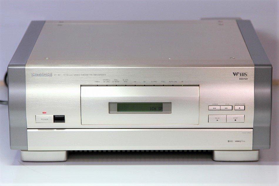 HITACHI VT-W1 W-VHS 【中古品】