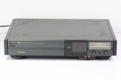 Panasonic NV-FS65 S-VHS 1989年製 【中古整備品】
