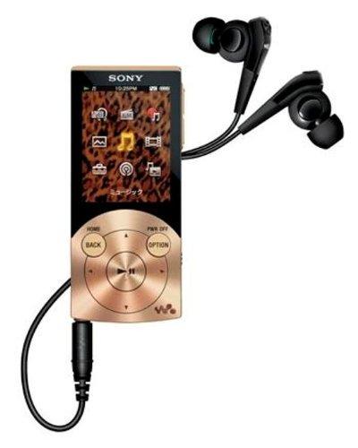 SONY ウォークマン Sシリーズ ノイズキャンセル搭載 [メモリータイプ] 16GB ゴールド NW-S745/N 【!中古品…