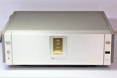 Panasonic NV-V10000 民生用 S-VHSビデオデッキ 【中古品】