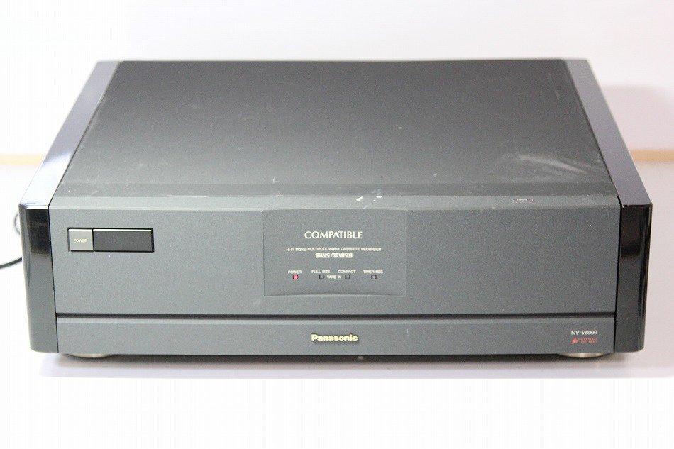 Panasonic NV-V8000 民生用 S-VHS,S-VHS...