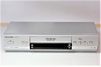 VHSハイファイビデオ NV-HV61【中古品】