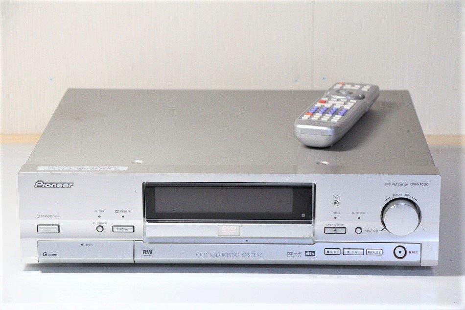 PIONNER DVR-7000 DVDレコーダー 【中古...