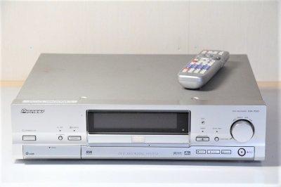 PIONNER DVR-7000 DVDレコーダー 【中古品】