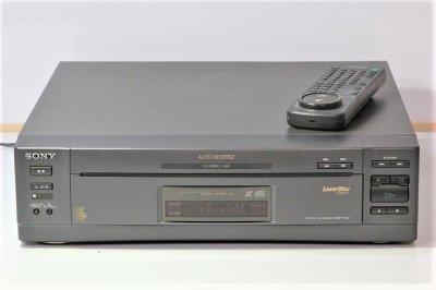 SONY CD/LDプレーヤー MDP-A10 【中古整備品】
