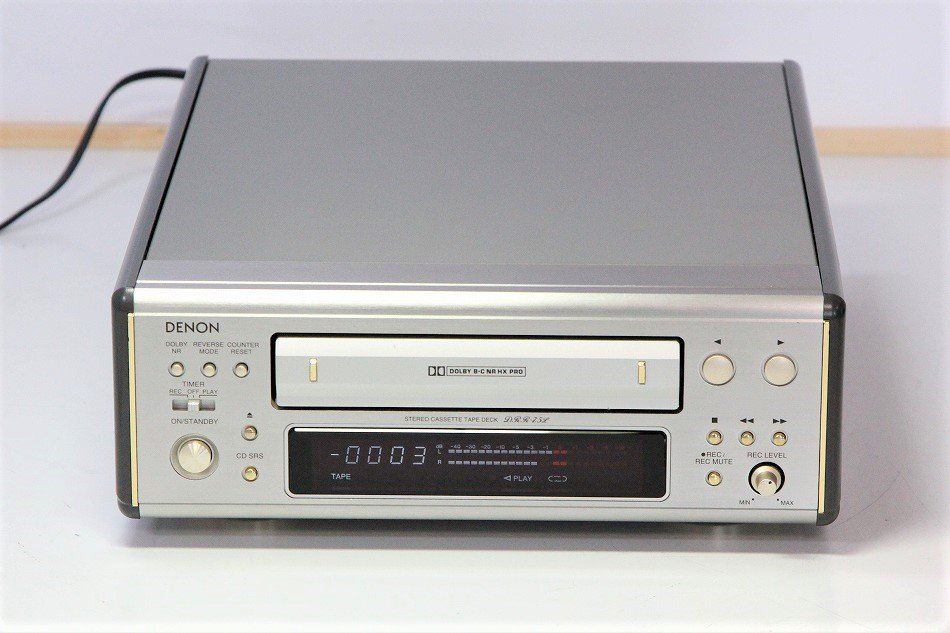 DENON デノン DRR-7.5L カセットデッキ ...
