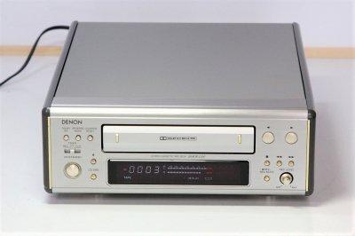 DENON デノン DRR-7.5L カセットデッキ コンポサイズ 【中古整備品】