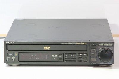 SONY CD/CDV/LDプレーヤー MDP-555 【中古整備品】