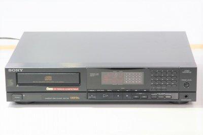 SONY CDP-750 CDプレイヤー 【中古品】