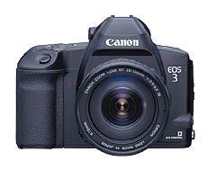 Canon EOS-3 フィルム一眼 ボディ 【!中古品!】