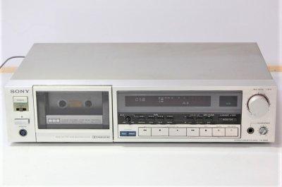 SONY TC-K555 3HEAD カセットデッキ 1981年製 【中古整備品】