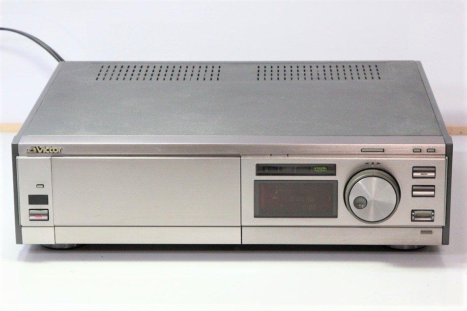 VICTOR HR-S7800 S-VHSビデオデッキ 【...