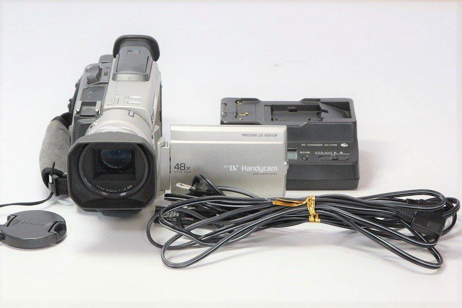SONY ソニー DCR-TRV900 デジタルビデオ...