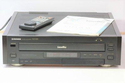 パイオニア CLD-909 レーザーディスクプレーヤー 【中古整備品】