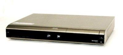 SHARP シャープ DV-AC82 デジタルハイビジョンレコーダー (HDD/DVDレコーダー) AQUOS アクオス HDD:250GB 地デジ対応【中古品】