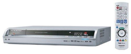 パナソニック 500GB DVDレコーダー DIGA DMR-EX550-S【中古品】