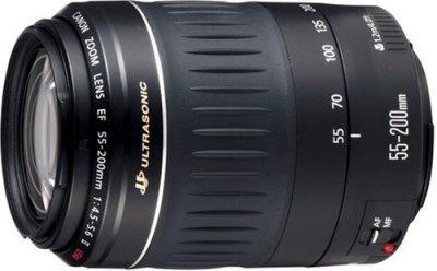 Canon EF レンズ 55-200mm F4.5-5.6II USM【中古品】