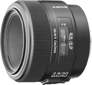 ソニー SONY 50mm F2.8 Macro SAL50M28【中古品】