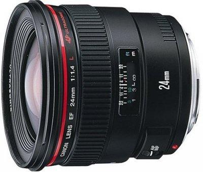 Canon EF Lレンズ 24mm F1.4L USM【中古品】