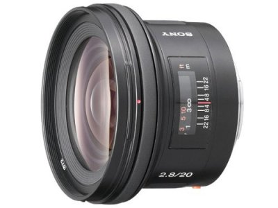 ソニー SONY 20mm F2.8 SAL20F28【中古品】