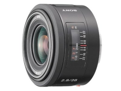 ソニー SONY 28mm F2.8 SAL28F28【中古品】