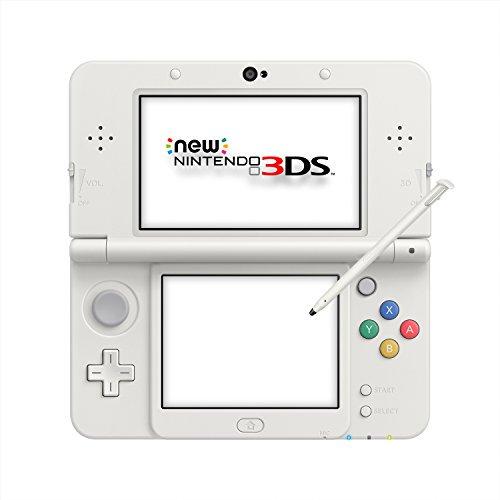 New ニンテンドー3DS ホワイト【メーカー生産終了】【中古品】