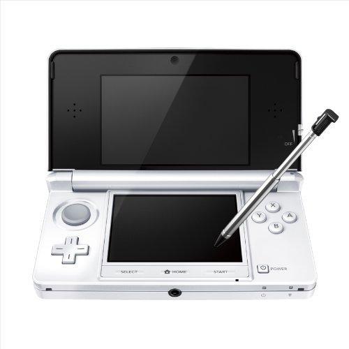 ニンテンドー3DS アイスホワイト【メーカー生産終了】【中古品】