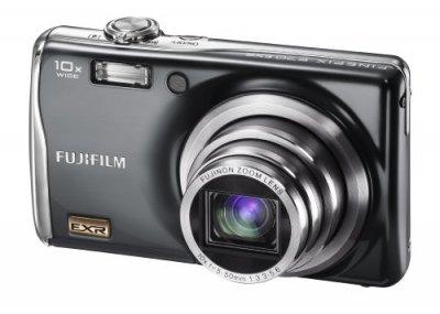 FUJIFILM デジタルカメラ FinePix (ファインピックス) F70 EXR ブラック F FX-F70EXR GM【中古品】