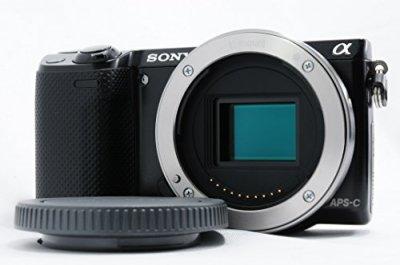 ソニー SONY ミラーレス一眼カメラ α NEX-5Rボディ ブラック NEX-5R/B【中古品】