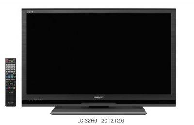 シャープ 32v型 ハイビジョン 液晶 テレビ AQUOS LC-32H9【中古品】
