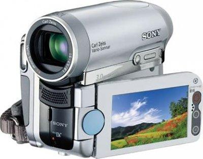 ソニー SONY DCR-HC90 S デジタルビデオカメラ(DV方式)【中古品】