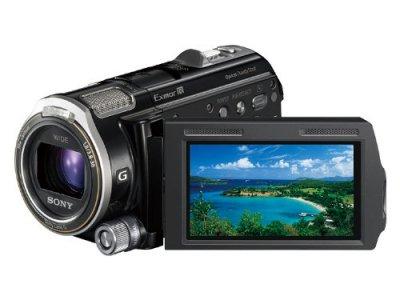 ソニー SONY デジタルHDビデオカメラレコーダー CX560V ブラック HDR-CX560V/B【中古品】