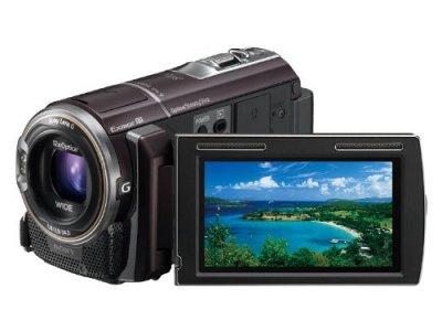 ソニー SONY デジタルHDビデオカメラレコーダー PJ40V ブラウン HDR-PJ40V/T【中古品】