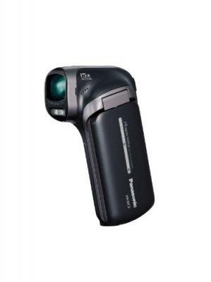 Panasonic デジタルムービーカメラ DC2 ムーンライトグレー HX-DC2-H【中古品】