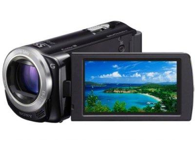 ソニー SONY HDビデオカメラ Handycam HDR-CX270V クリスタルブラック 【!中古品!】