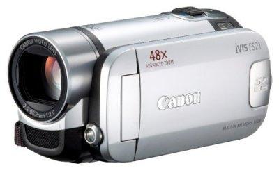 Canon デジタルビデオカメラ iVIS (アイビス) FS21 IVISFS21【中古品】