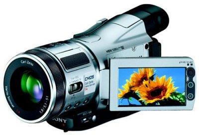 ソニー SONY デジタルHDビデオカメラレコーダー HDR-HC1-S【中古品】