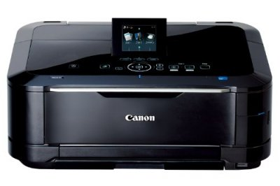Canon インクジェットプリンター複合機 PIXUS MG6130BK ブラック【中古品】
