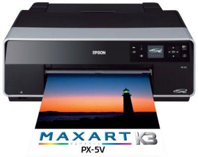EPSON MAXART インクジェットプリンター PX-5V【中古品】