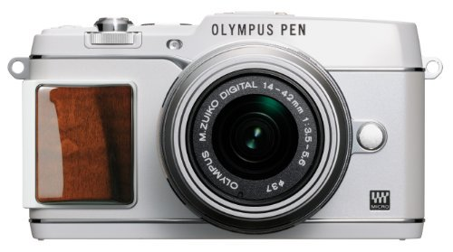 OLYMPUS ミラーレス一眼 PEN E-P5 14-42...